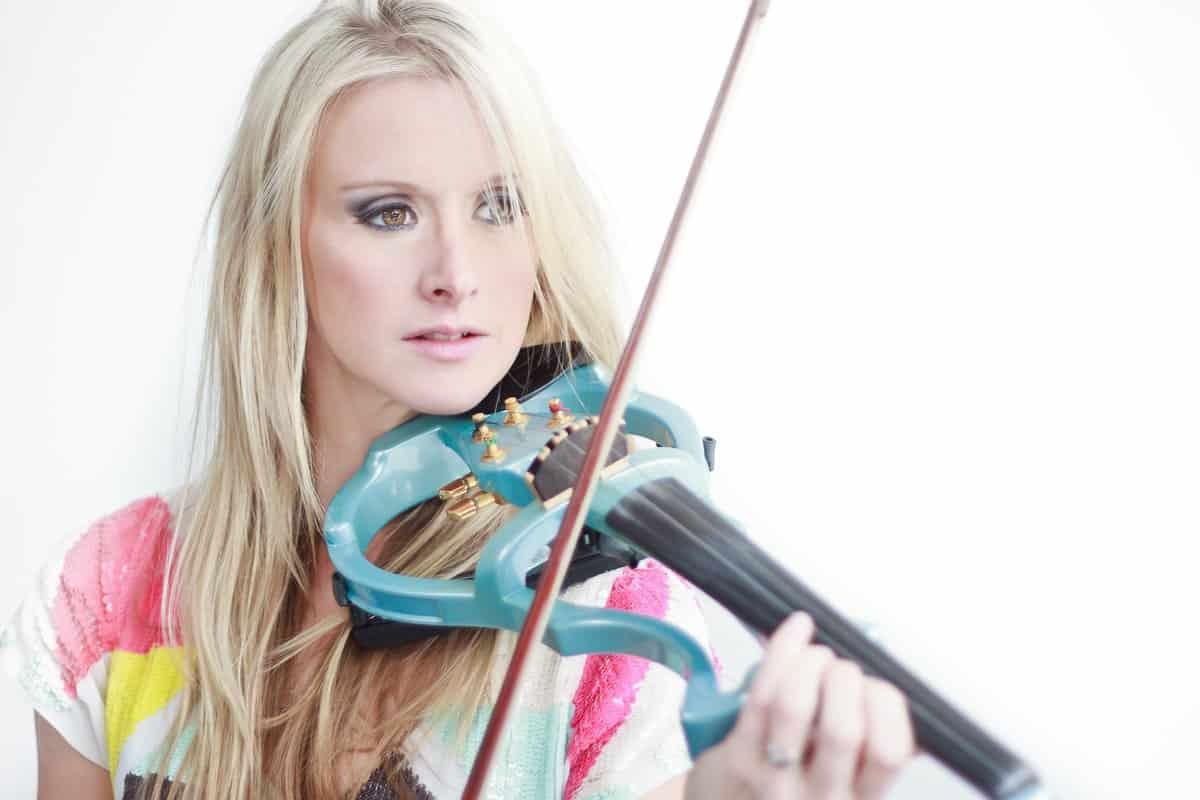 Birmingham Violinist Rebecca Kelly